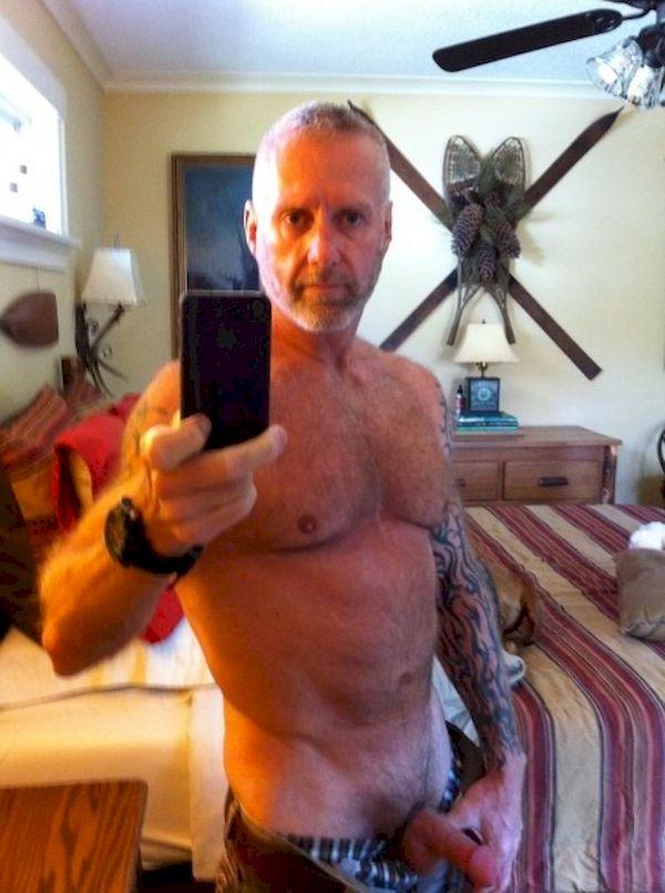 Mature gay man cumshot movie hair